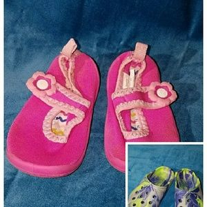 Bundle of Baby Shoes
